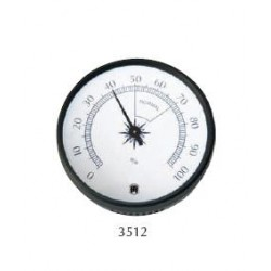 Higrómetro de Cabello Plástico - 3512