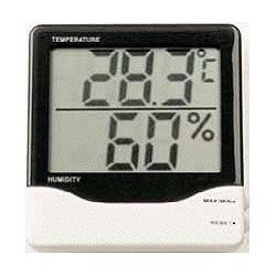 Termohigrómetro Digital - 5821