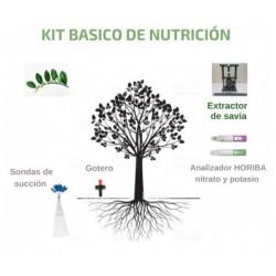 Kit básico nutrición