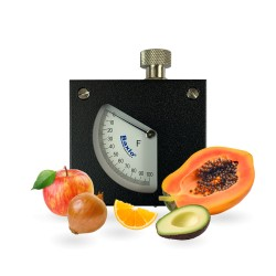 Durómetro para frutas: cítricos, manzanas, aguacates, cebollas y papayas