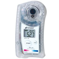 Medidor de pH - Pal-pH